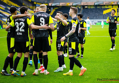 Bundesliga : Erling Haaland et Dortmund relèvent la tête contre le Werder