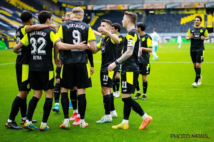 🎥  Concurrent van Thomas Meunier bij Borussia Dortmund valt uit met zware blessure en is out voor de rest van het seizoen