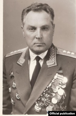 Маршал Виктор Харченко, начало 1970-х (на фотографии он с погонами генерала-полковника)