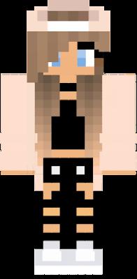 Skins Nova Skin - Skin para minecraft o