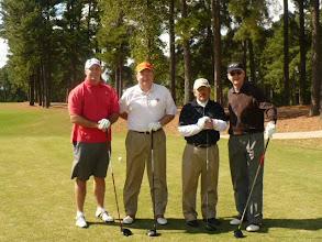 Photo: Sponsor: William B. Brunk (Team members not in order) James D. Cole, Dr. Gordon F. Leden, Rone Reed, Dr. William B. Brunk