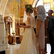 Wedding photographer Evgeniya Zalcman (memories). Photo of 01.08.2017