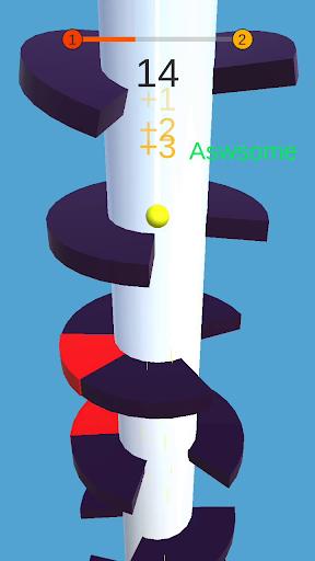 Original Helix Jump 1.0 screenshots 2