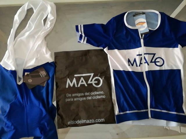 packaging El Mazo