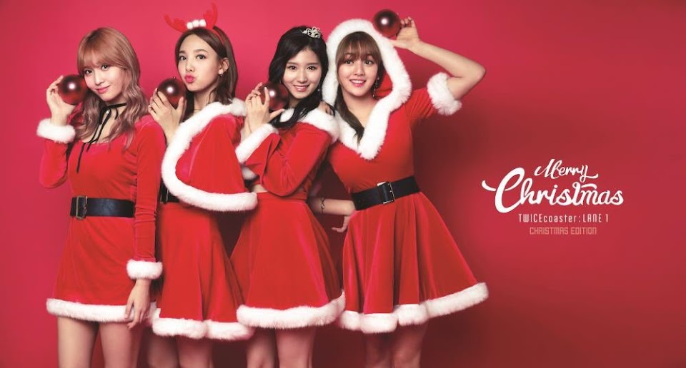 TWICECoasterChristmas