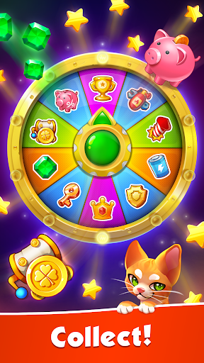 Spin Voyage: raid coins, build and master attack!  screenshots 5