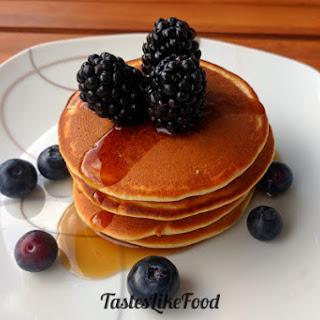 Mini Buttermilk Pancakes
