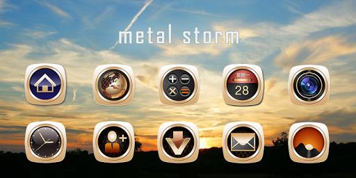 Metal Storm-Solo Theme