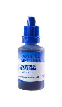 Azul De Metileno Drofarma