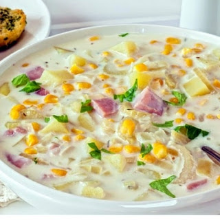 Chicken Corn Chowder Gluten Free Recipes