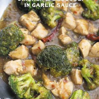 Chicken Breast Garlic Sauce Recipes