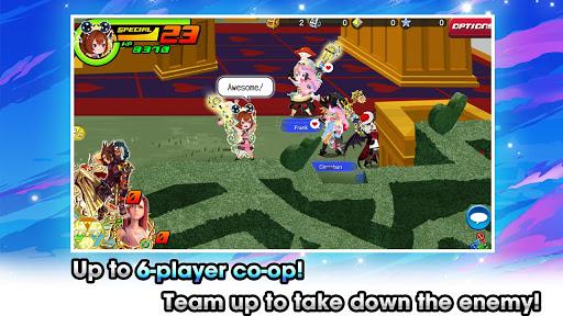 KINGDOM HEARTS Union χ[Cross] screenshot 3