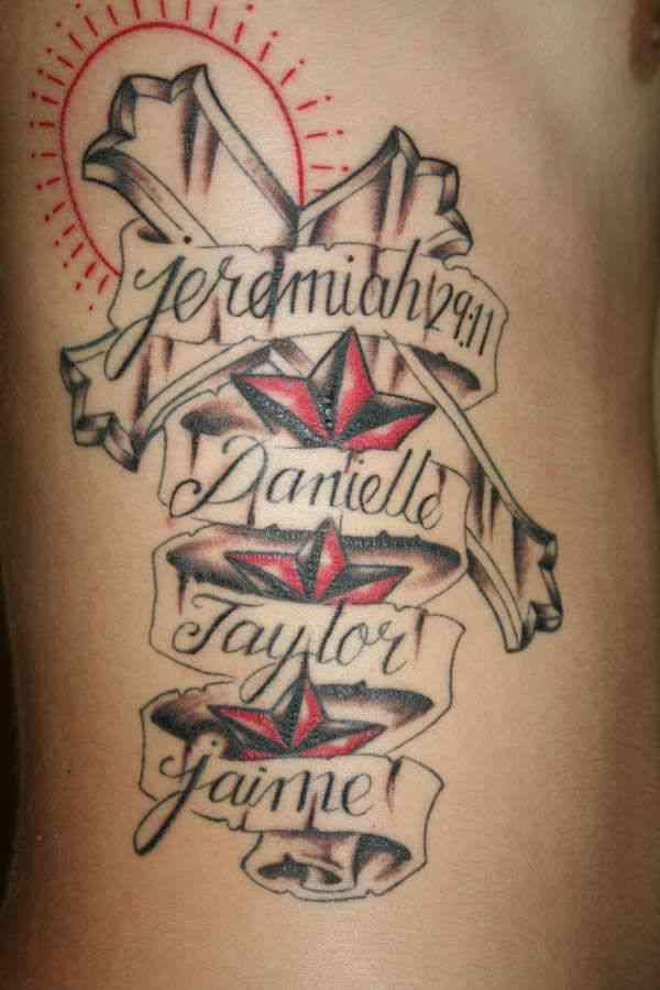 name tattoo designs screenshot - Tattoo Idea Designs