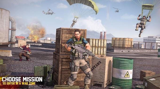 New Shooting Games: FPS Encounter Shooting 2020