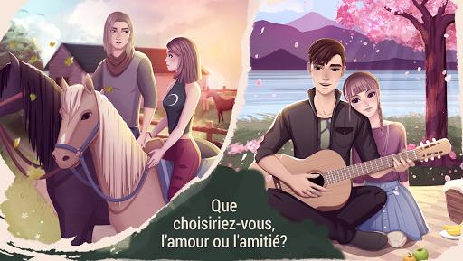 Jeux d'histoire d'amour: Spectacle des ados astuce APK MOD capture d'écran 1