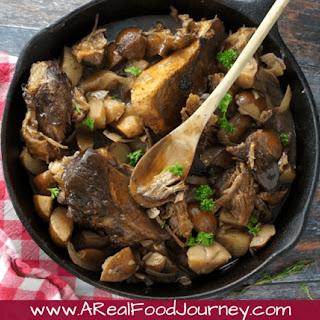 Beef Shank Cross Cut Recipe- Slowcooker