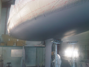 Photo: 8.10.2009 - on gicle le speedy cabonium de Veneziani - merci à Th. Vidonne