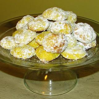 Ooey Gooey Lemon Butter Cookies
