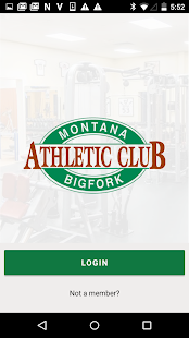 Montana Athletic Club- screenshot thumbnail