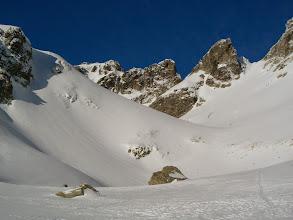 """Photo: Výstup zimní cestou """"Generál"""" ve Velké Studené dolině"""