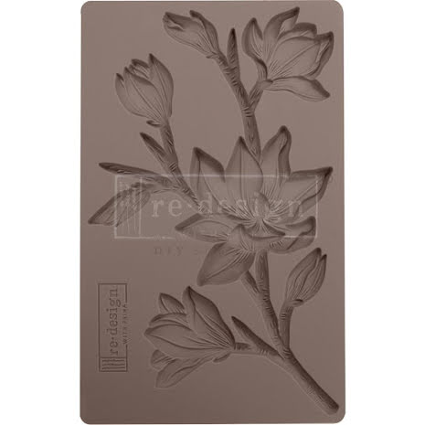 Prima Redesign Mould 5X8 - Forest Flora