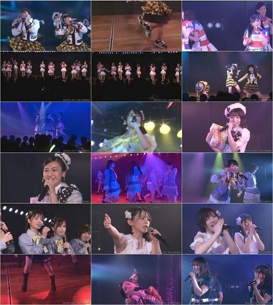 (LIVE)(720p) AKB48 チーム4 「手をつなぎながら」初日公演 Live 720p180606
