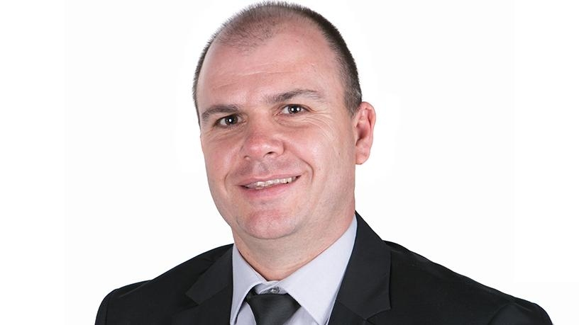 Iniel Dreyer, MD of DMP SA.