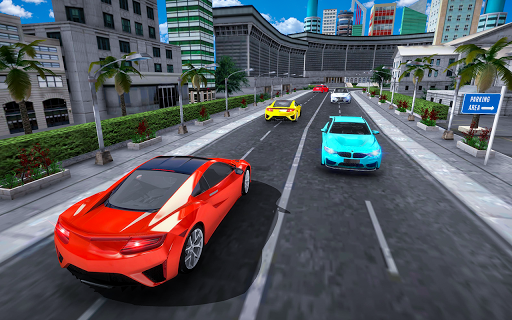 auto car parking game – 3d modern car games 2019 screenshot 2