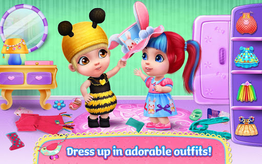 Baby Kim - Care & Dress Up 1.0.7 screenshots 2