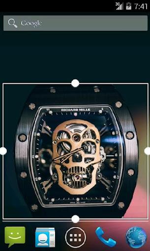 Часы Пескова