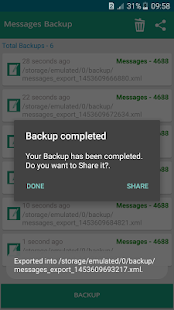 Super Backup PRO Screenshot
