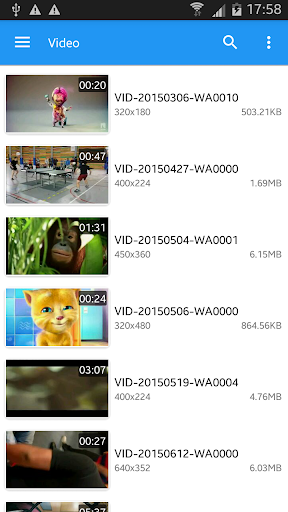 Slow Motion Frame Video Player 0.2.9 screenshots n 1