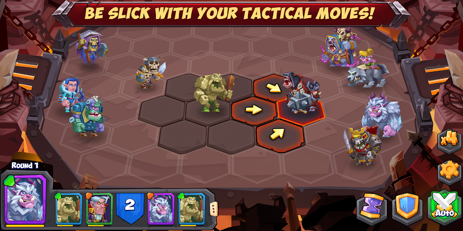 Tactical Monsters v0.5.3 [Mod]