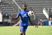 Ghampani Lungu of SuperSport United. /  Lefty Shivambu/ Gallo Images