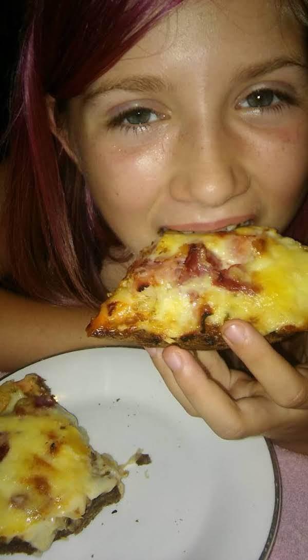 Irish Colleen Pizza ! Recipe