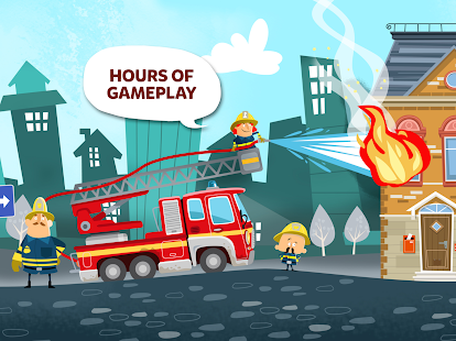 Little Fire Station Screenshot