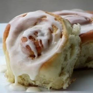 Soft, Moist and Gooey Cinnamon Buns.