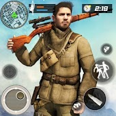 Elite Sniper Commando Shooter: Sota Hero Survival