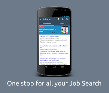Freshers Jobsenz- screenshot thumbnail