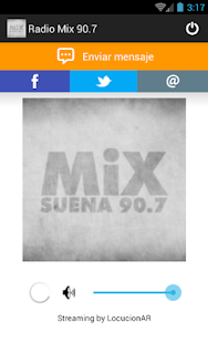 Radio Mix 90.7- screenshot thumbnail