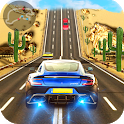 Racing In Car Speed icon