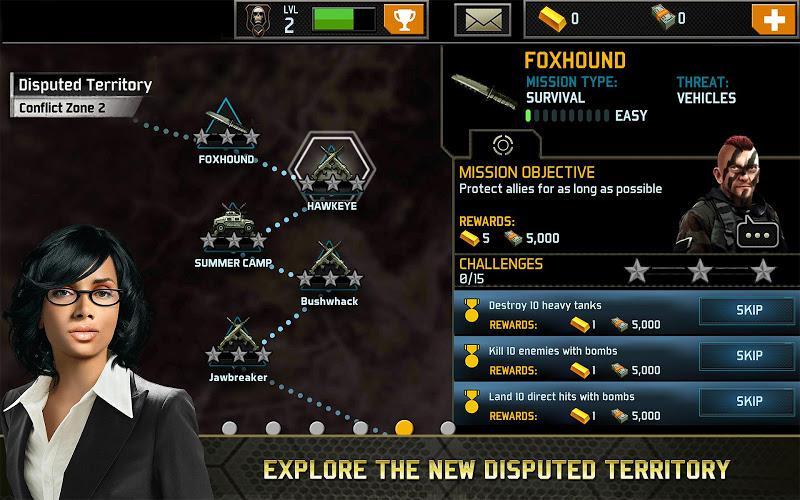 Drone Shadow Strike Screenshot 15