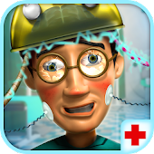 Brain Doctor Surgery Simulator
