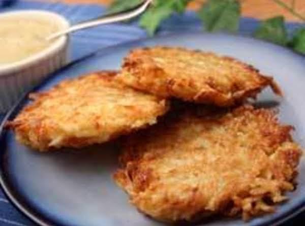 Perfect Potato Pancakes Recipe