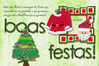 Photo: Christmas1 by MariR Alpha - Grab Bag by Aja Abney Font GiddyUp Std PS CS5