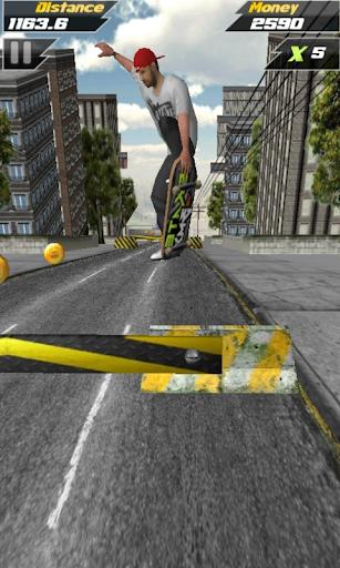 SKATE vs BMX 3D 15 Mod screenshots 1