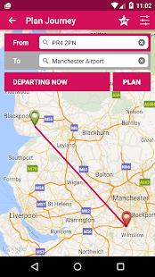 UK Bus Checker Free Live Times- screenshot thumbnail