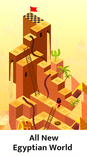 ud83dudc0d Snakes and Ladders - Free Board Games ud83cudfb2 3.0 screenshots 4