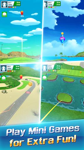 Long Drive : Golf Battle 1.0.16 screenshots 7