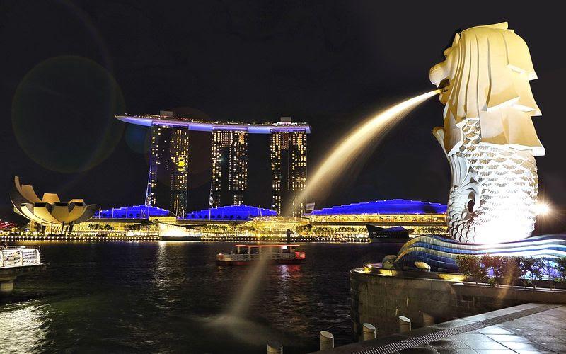 旧 正月 シンガポール